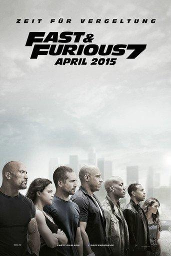 Fast & Furious 7 - stream