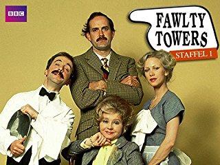 Fawlty Towers: Ein verrücktes Hotel stream