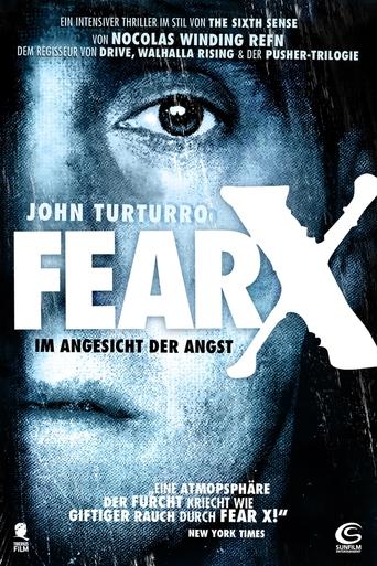 Fear X - Im Angesicht der Angst stream
