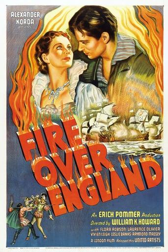Feuer über England stream