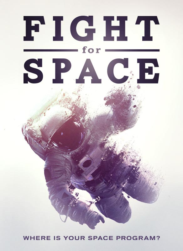 Fight for Space - stream
