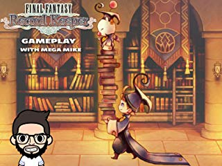Final Fantasy Record Keeper Gameplay With Mega Mike Stream