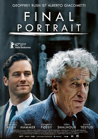 Final Portrait stream