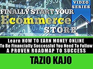 Finally Start Your Ecommerce Store stream