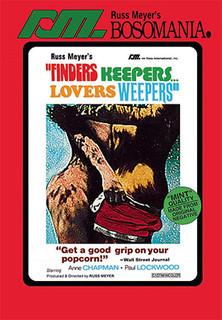 Finders Keepers, Lovers Weepers stream