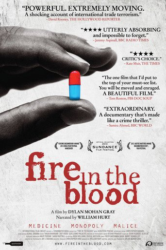 Film Fire in the Blood Stream