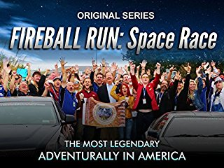 Fireball Run Adventurally stream