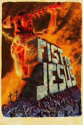 Fist of Jesus stream
