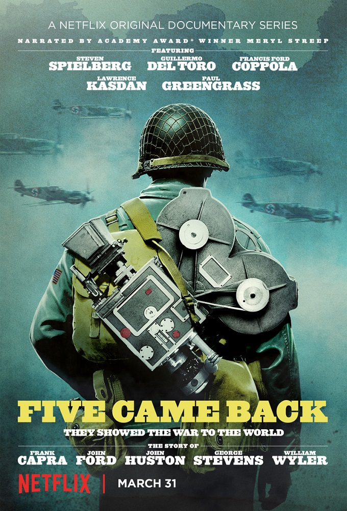 Five Came Back stream
