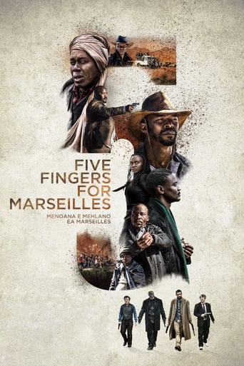 Five Fingers for Marseilles Stream