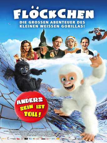 Flöckchen - Die großen Abenteuer des weißen Gorillas stream
