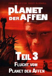 Flucht vom Planet der Affen - stream