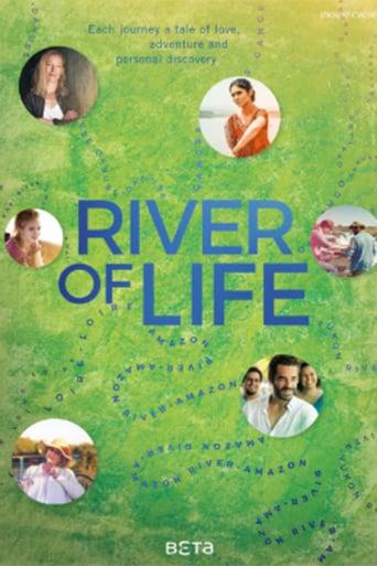 Fluss des Lebens - Geboren am Ganges stream