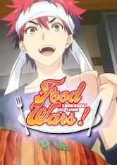 Food Wars! Shokugeki no Soma Stream