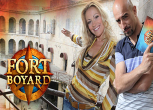 Fort Boyard stream