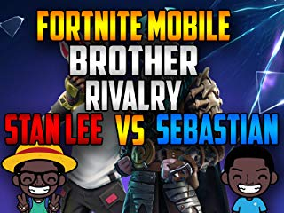 Fortnite Mobile Brother Rivalry Stan Lee VS Sebastian stream
