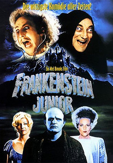 Frankenstein Junior Stream