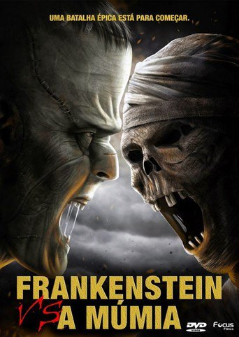 Frankenstein vs. The Mummy stream