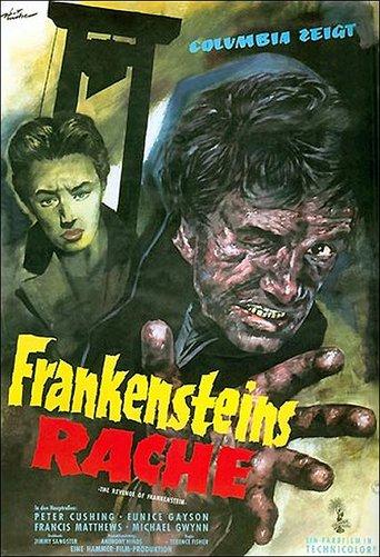 Frankensteins Rache stream