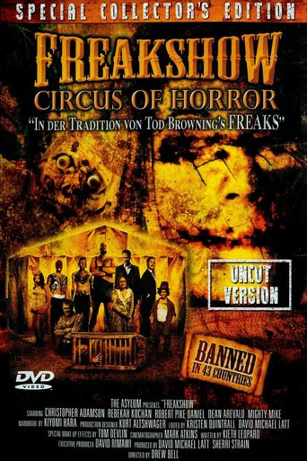 Freakshow - Circus of Horror stream