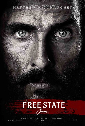 Free State of Jones stream