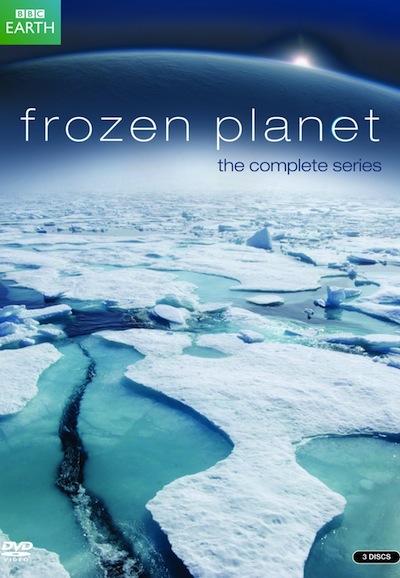 Frozen Planet - Eisige Welten stream
