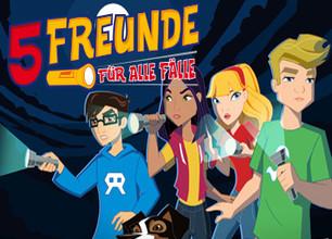 Fünf Freunde für alle Fälle stream