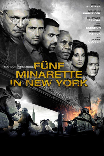 Fünf Minarette in New York - stream