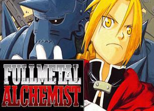 Fullmetal Alchemist stream