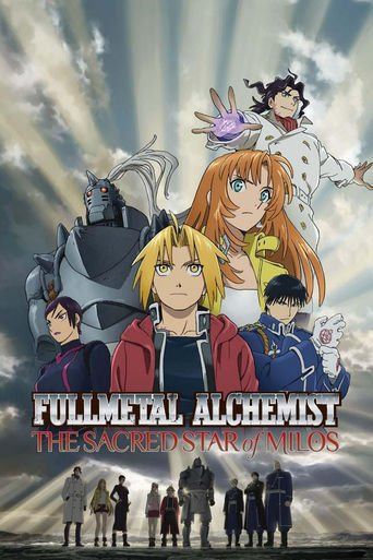 Fullmetal Alchemist - The Sacred Star of Milos stream