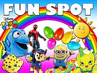 Fun Spot Surprise Eggs and Play stream