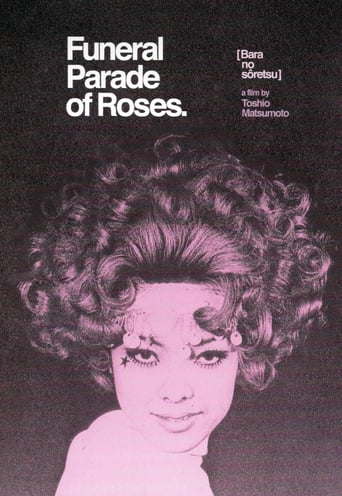 Funeral Parade of Roses - stream