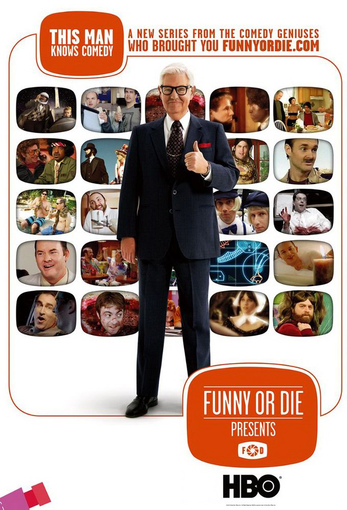 Funny or Die Presents stream
