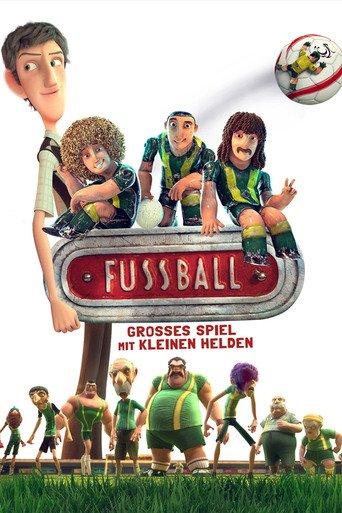 Fussball - Großes Spiel mit kleinen Helden stream