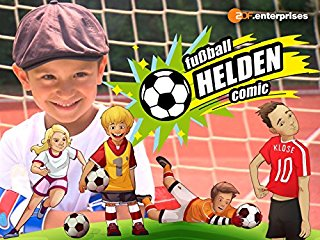 fußball HELDEN comic stream