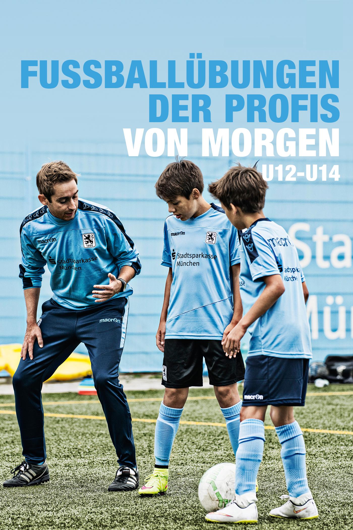 Fußballübungen der Profis von morgen | U12-U14 stream