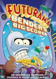 Futurama - Bender's Big Score stream