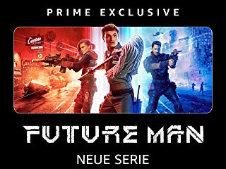 Future Man stream
