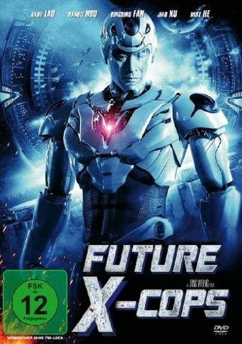 Future X-Cops stream