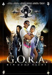 G.O.R.A. - A Space Movie stream