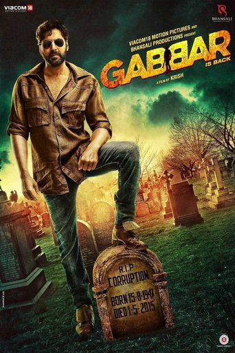 Gabbar Is Back stream