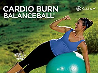 Gaiam: Cardio Burn Balanceball - stream