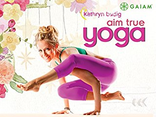 Gaiam: Kathryn Budig Aim True Yoga<NL>United States stream