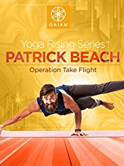 Gaiam: Patrick Beach Yoga stream