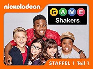 Game Shakers – Jetzt geht's App stream