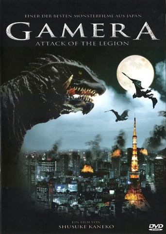 Gamera - Attack of the Legion Stream