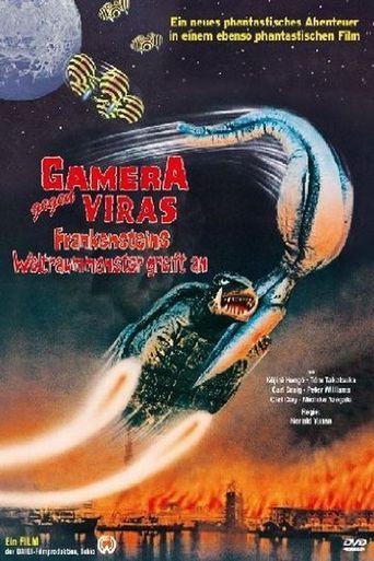 Gamera gegen Viras - Frankensteins Weltraummonster greift an stream