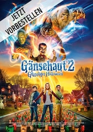 Gänsehaut 2: Gruseliges Halloween stream