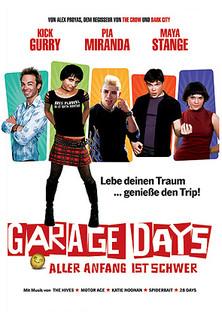Garage Days - Aller Anfang ist schwer - stream