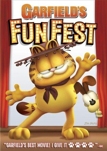 Garfield's Fun Fest stream